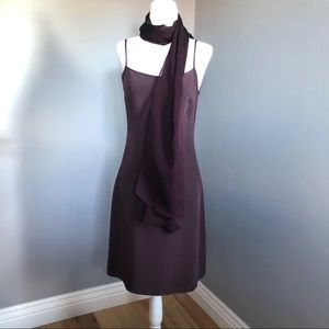 Sz2 Banana Republic Silk Dress